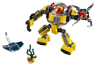LEGO 31090 - LEGO Creator - Víz alatti robot