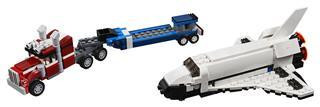 LEGO 31091 - LEGO Creator - Űrsikló szállító