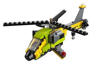 LEGO 31092 - LEGO Creator - Helikopterkaland