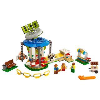 LEGO 31095 - LEGO Creator - Vásári körhinta
