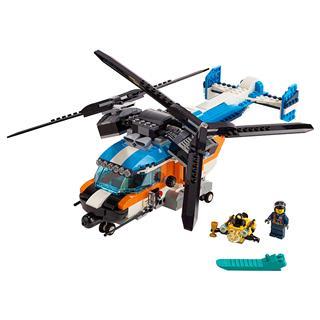 LEGO 31096 - LEGO Creator - Ikerrotoros helikopter