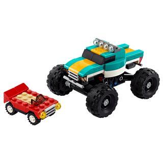 LEGO 31101 - LEGO Creator - Óriás-teherautó