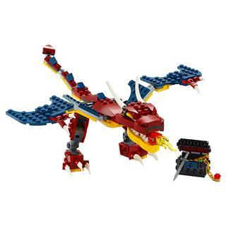LEGO 31102 - LEGO Creator - Tűzsárkány