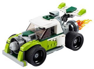 LEGO 31103 - LEGO Creator - Rakétás teherautó
