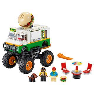 LEGO 31104 - LEGO Creator - Óriás hamburgeres teherautó