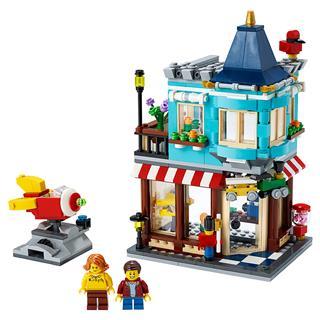 LEGO 31105 - LEGO Creator - Városi játékbolt