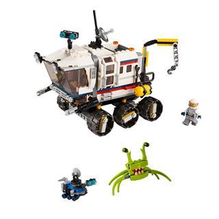 LEGO 31107 - LEGO Creator - Kutató űrterepjáró