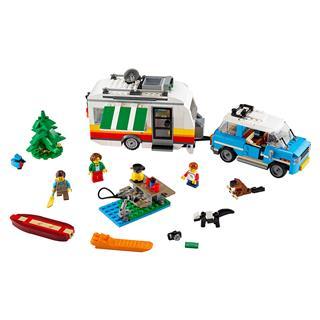 LEGO 31108 - LEGO Creator - Családi vakáció lakókocsival