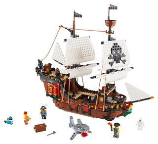 LEGO 31109 - LEGO Creator - Kalózhajó