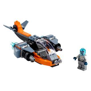 LEGO 31111 - LEGO Creator - Kiberdrón