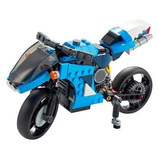 LEGO 31114 - LEGO Creator - Szupermotor