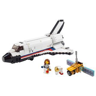 LEGO 31117 - LEGO Creator - Űrsikló kaland