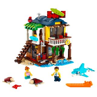 LEGO 31118 - LEGO Creator - Tengerparti ház szörfösöknek