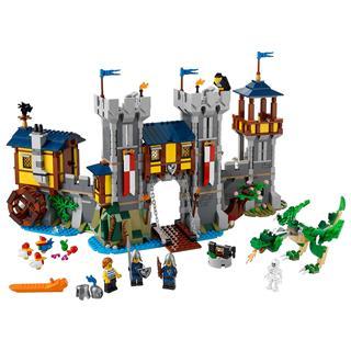 LEGO 31120 - LEGO Creator - Középkori vár