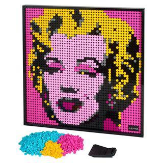 LEGO 31197 - LEGO Art - Andy Warhol's Marilyn Monroe