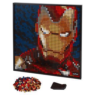 LEGO 31199 - LEGO Art - Marvel Studios: Vasember