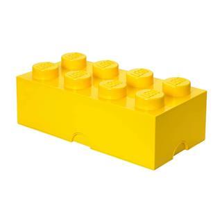LEGO 40041732 - LEGO tároló - Nagy, 4x2, sárga