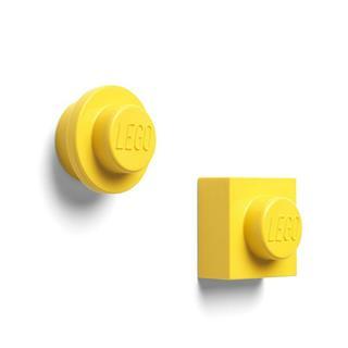 LEGO 40101732 - LEGO - Mágnes szett - sárga