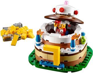 LEGO 40153 - LEGO Exclusive - Születésnapi meglepetés