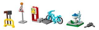 LEGO 40170 - LEGO City - Utcai kiegészítők