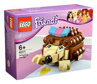 LEGO 40171 - LEGO Friends - Építhető sün tároló