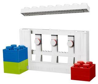 LEGO 40173 - LEGO Classic - Építhető képkeret és tároló dobozok