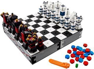 LEGO 40174 - LEGO Exclusive - Sakk és dáma készlet