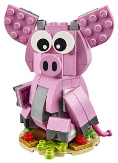 LEGO 40186 - LEGO Exclusive - Year of the Pig