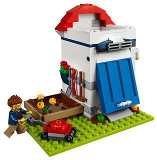 LEGO 40188 - LEGO kiegészítő - Tolltartó 2018