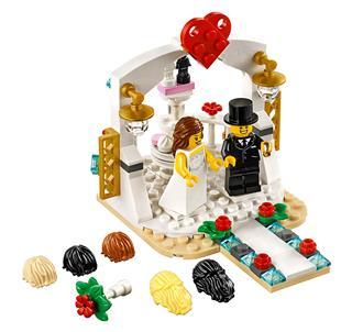 LEGO 40197 - LEGO Classic - Esküvői készlet (2018)