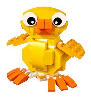 LEGO 40202 - LEGO Exclusive - Húsvéti csibe