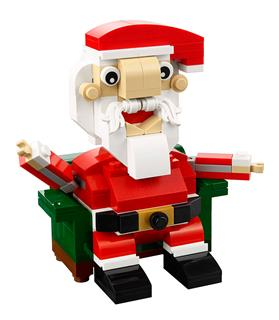 LEGO 40206 - LEGO Exclusive - Mikulás
