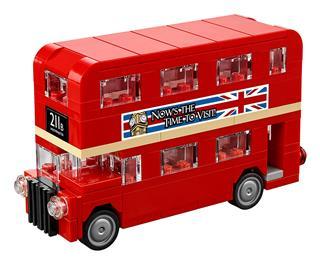 LEGO 40220 - LEGO Exclusive - London busz
