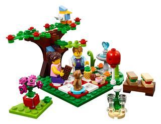 LEGO 40236 - LEGO Exclusive - Valentin napi piknik