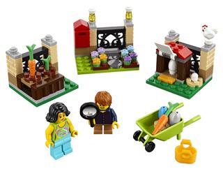 LEGO 40237 - LEGO Exclusive - Húsvéti tojáskeresés