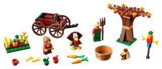 LEGO 40261 - LEGO Exclusive - Hálaadás (2017)