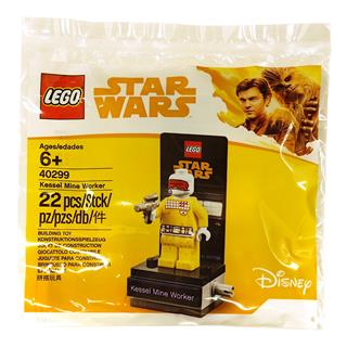 LEGO 40299 - LEGO Star Wars - Kessel Mine Worker