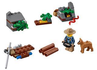 LEGO 40302 - LEGO City - Erdész kiegészítő szett