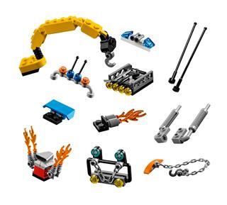 LEGO 40303 - LEGO City - Jármű kiegészítő szett