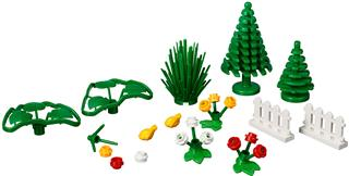 LEGO 40310 - LEGO Xtra - Növény kiegészítõ szett