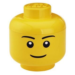LEGO 40311724 - LEGO Tároló - Kicsi fiú minifigura fej