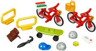 LEGO 40313 - LEGO Xtra - Kerékpár kiegészítő szett
