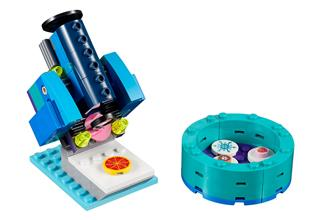 LEGO 40314 - LEGO Unikitty - Dr Focus mikroszkóp