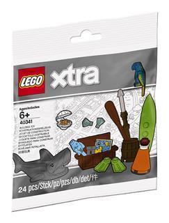 LEGO 40341 - LEGO Xtra - Tengeri kiegészítő