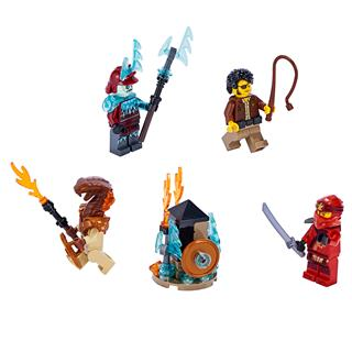 LEGO 40342 - LEGO NINJAGO - Kiegészítő csomag (2019)