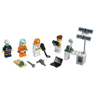 LEGO 40345 - LEGO City - Marsi expedíció kiegészítő csomag (2019)