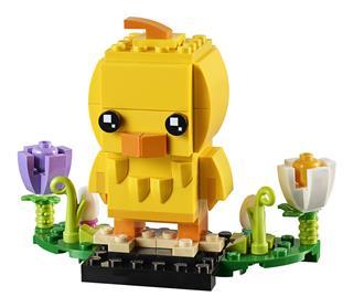 LEGO 40350 - LEGO Brickheadz - Húsvéti csibe