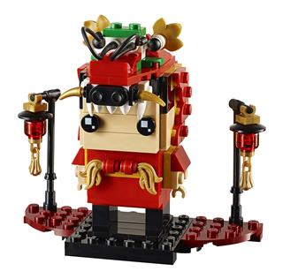 LEGO 40354 - LEGO Brickheadz - Dragon Dance Guy
