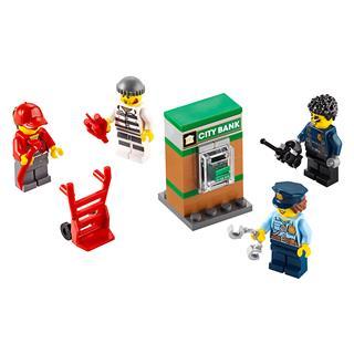 LEGO 40372 - LEGO Exclusive - Rendőrségi MF kiegészítő készlet
