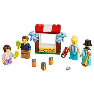 LEGO 40373 - LEGO City - Piac kiegészítõ